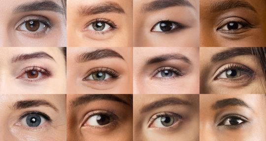 دراسة تؤكد اكتشاف 50 جيناً جديداً لِلون العين