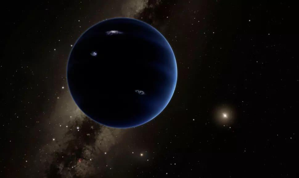 ماذا لو كان الكوكب التاسع ثقب أسود صغير؟